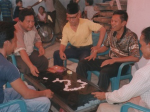 dominos in Indonesia